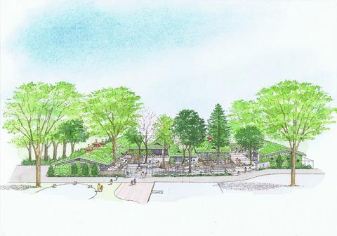 180121東板橋公園こども動物園1
