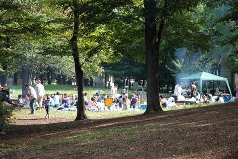 赤塚公園 バーベキュー デリバリー